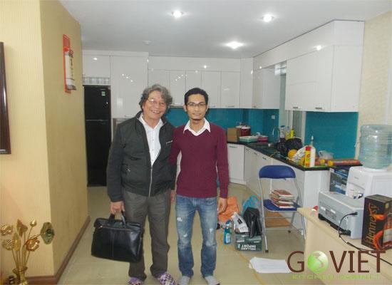 Tủ bếp,đóng tủ bếp uy tín tại Hà Nội