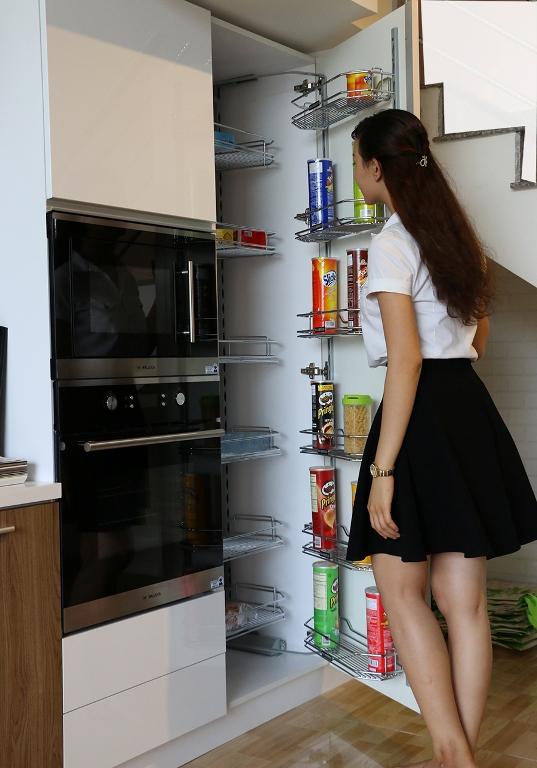 bảo hành tủ bếp