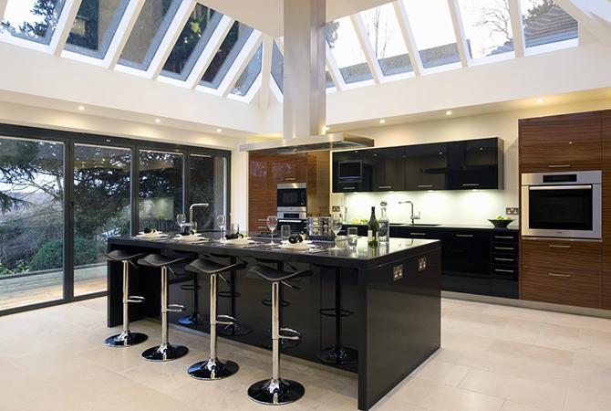 Mẫu tủ bếp đẹp hiện đại 3