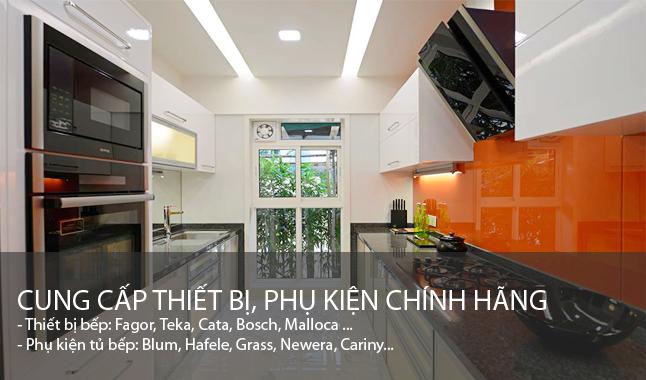 cung cấp thiết bị - phụ kiện tủ bếp cao cấp
